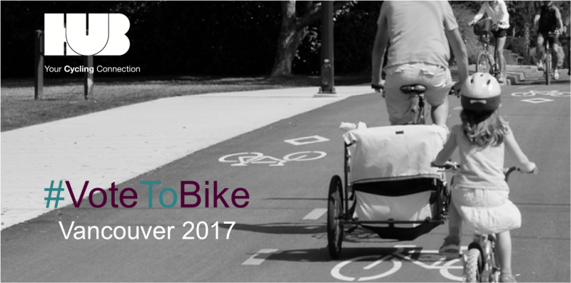 Vote To Bike Vancouver By-Elections